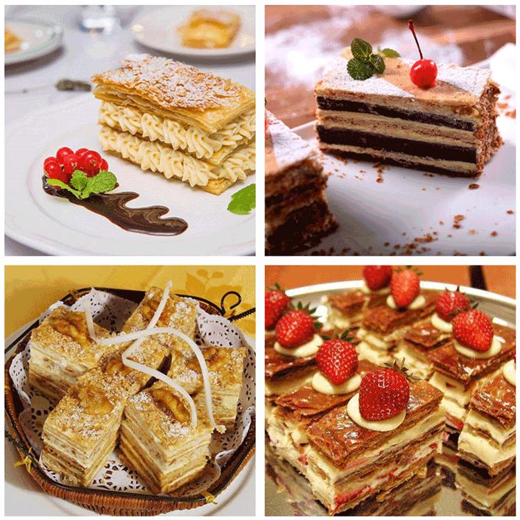 沁香园-拿破仑蛋糕培训-作品展示一
