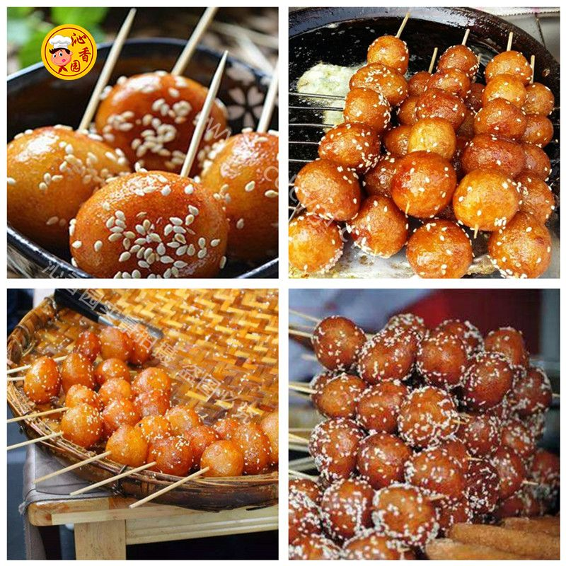 沁香园-糖油果子培训-作品一