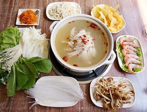 鸡味火锅怎么做好吃