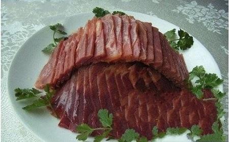 腊汁肉的做法,腊汁肉怎么做好吃